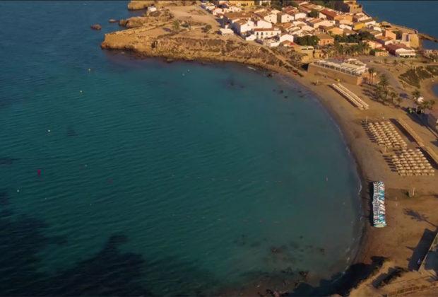 Danza de drones: Isla de Tabarca