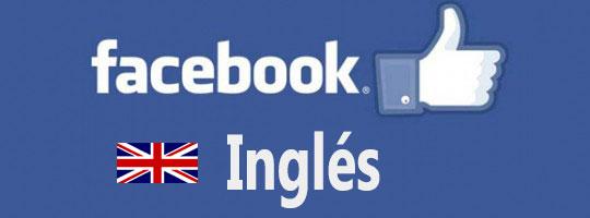 Facebook Inglés