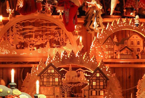 Mercadillos de Navidad de Valencia