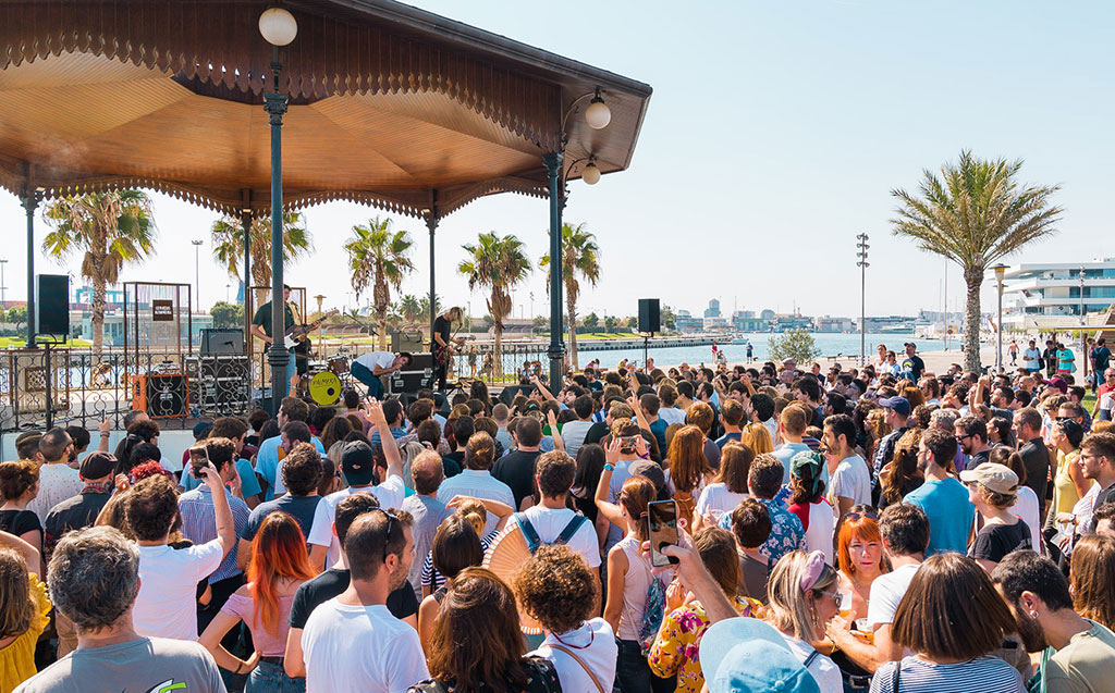 Conciertos La Pérgola de La Marina 2019