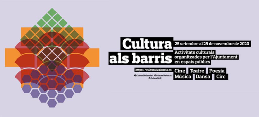 Cultura als barris 2020