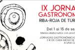 Jornadas Gastronómicas de Riba-roja de Túria