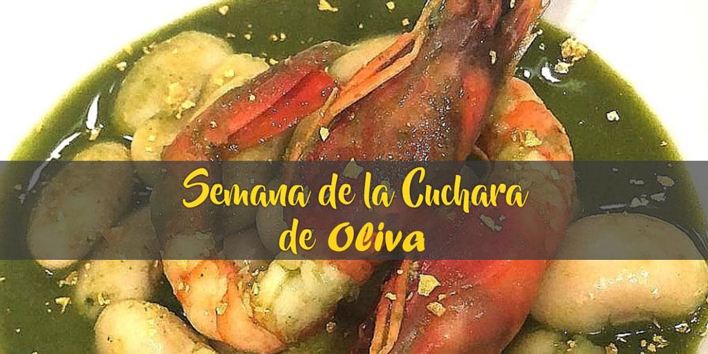 Semana de la cuchara Oliva 2020
