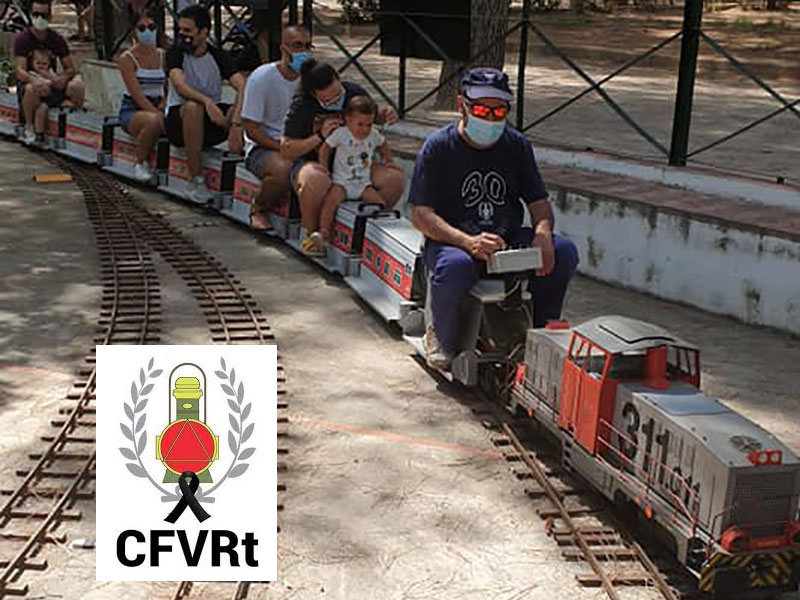 Circuito de trenes F.C. Camp de Túria