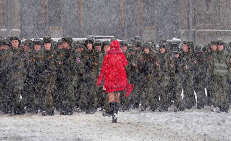 Exposición Desde Rusia con amor