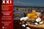 Feria del dulce artesano de Casinos 2020