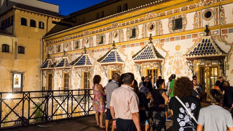 Visitas al Palacio Ducal de Gandía
