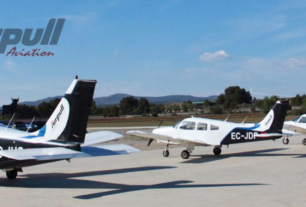 Actividades aéreas Airpull Aviation