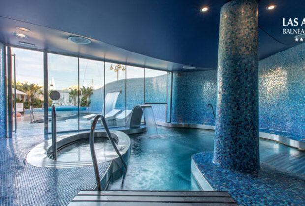 Spa en Hotel Balneario Las Arenas