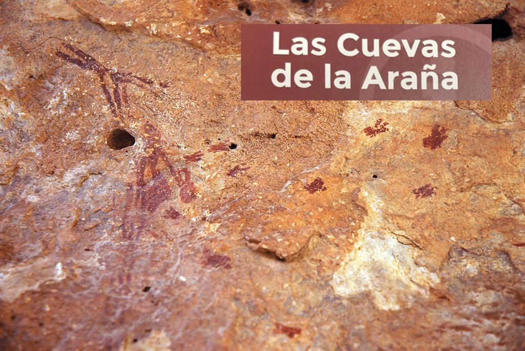 Visitas guiadas a la Cueva de la Araña