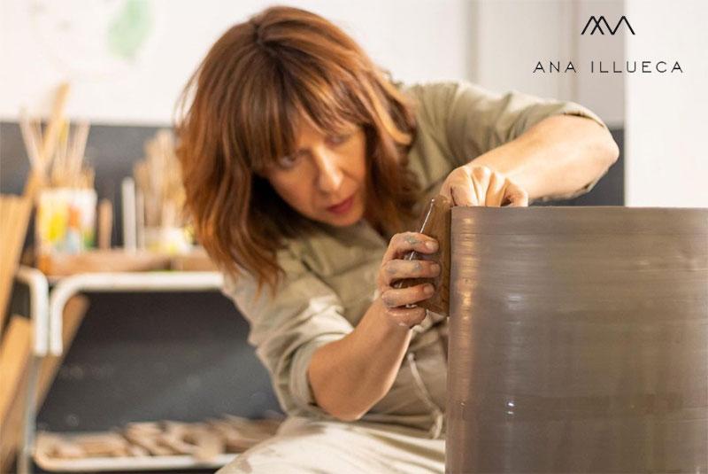 Ana Illueca Ceramics