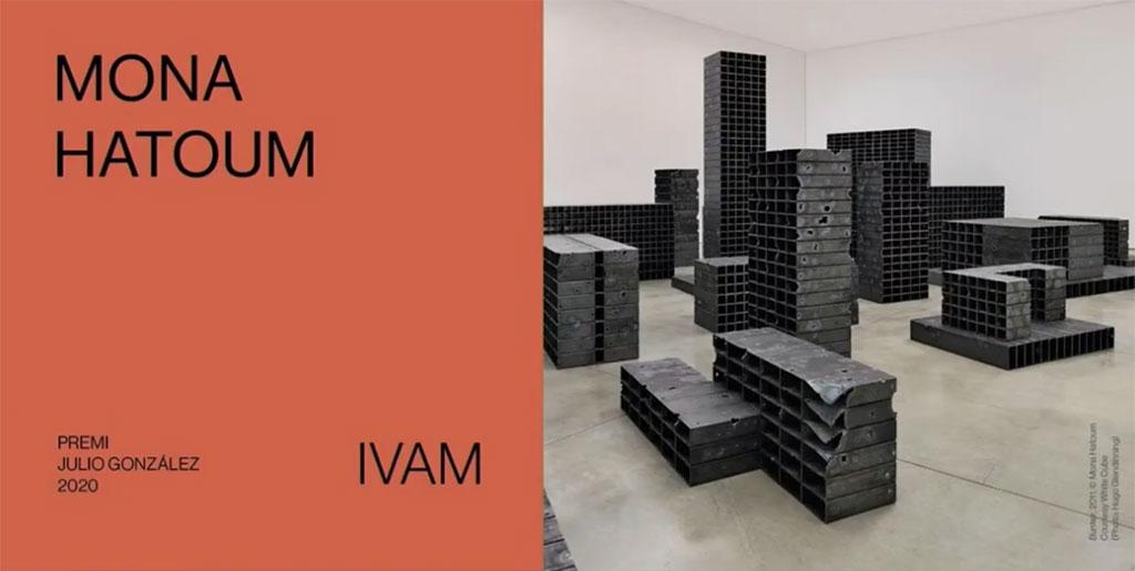 Exposición Mona Hatoum