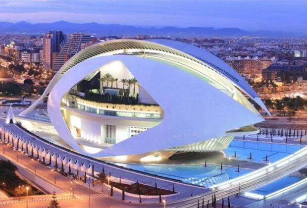 Palau de les Arts (Valencia)