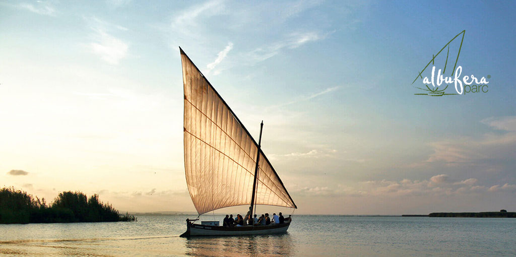 paseos en barca con la Albufera Parc