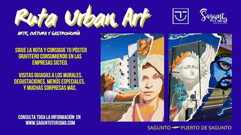 Ruta Urban Art de Sagunto
