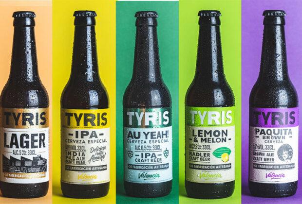 Cervezas Tyris (Valencia)